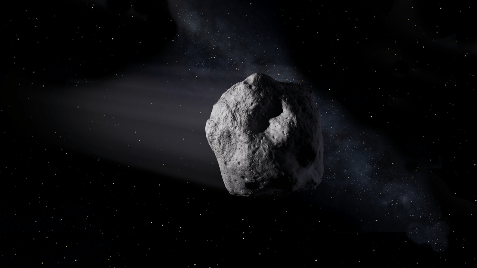 A stadium-sized asteroid will pass 'close' to Earth tomorrow