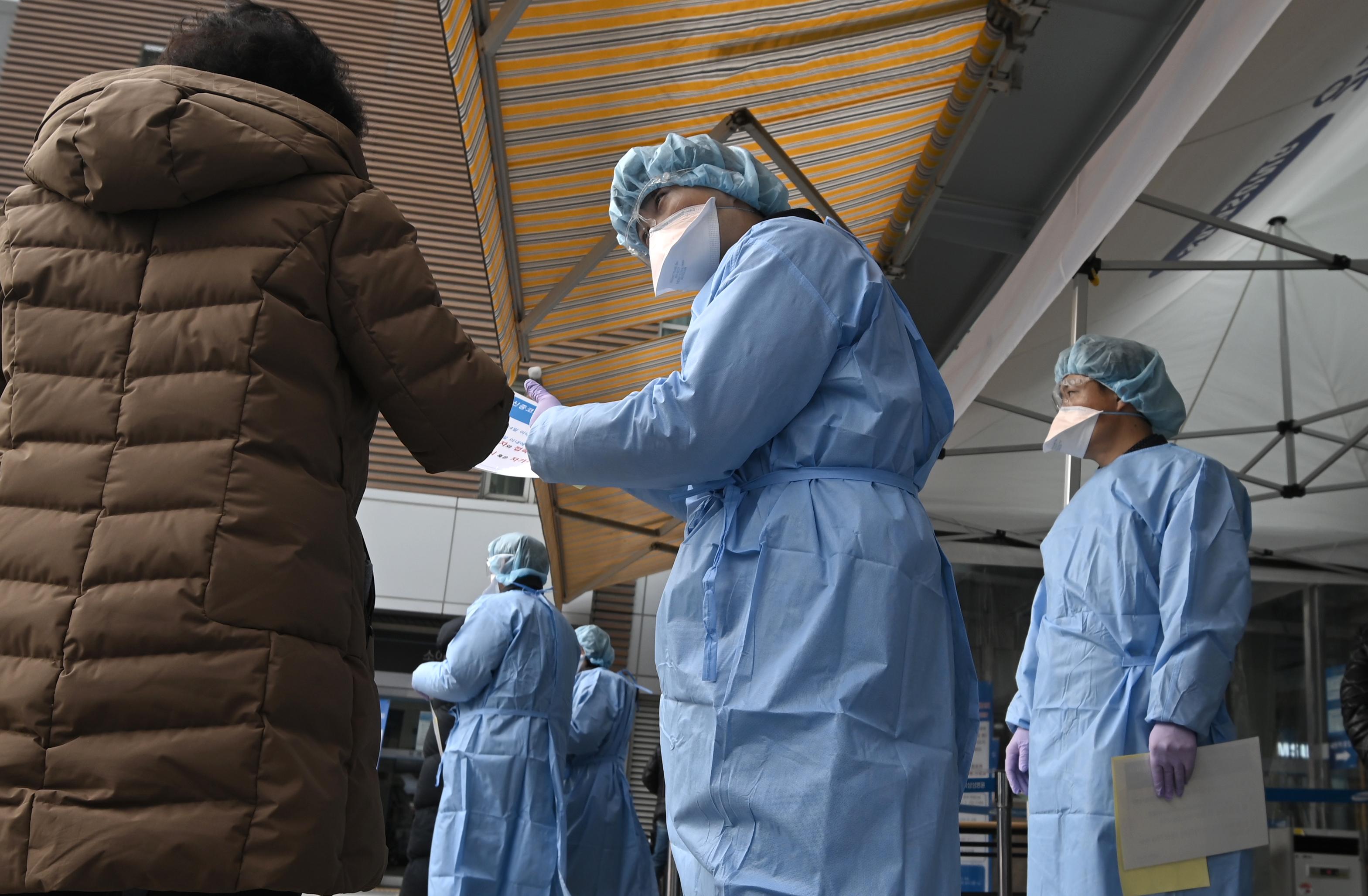 【冠状病毒19】韩国一医院爆发集中感染 卫生部已进行调查