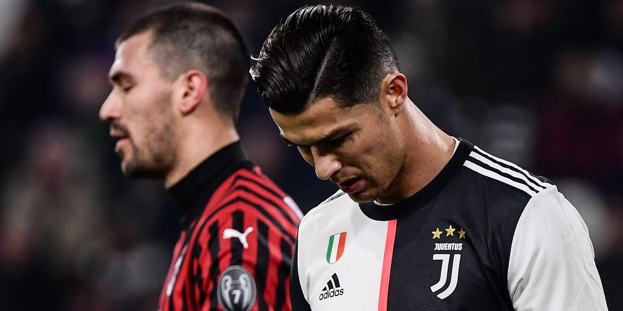 Italy's rampant coronavirus outbreak is forcing its biggest football matches, including a potential title decider, to be played in empty stadiums