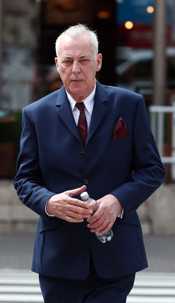 Dad of man 'murdered' at Michael Barrymore's home says case 'nearly killed him'