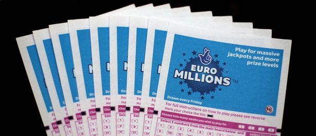 EuroMillions: UK ticket-holder scoops life-changing £58m jackpot