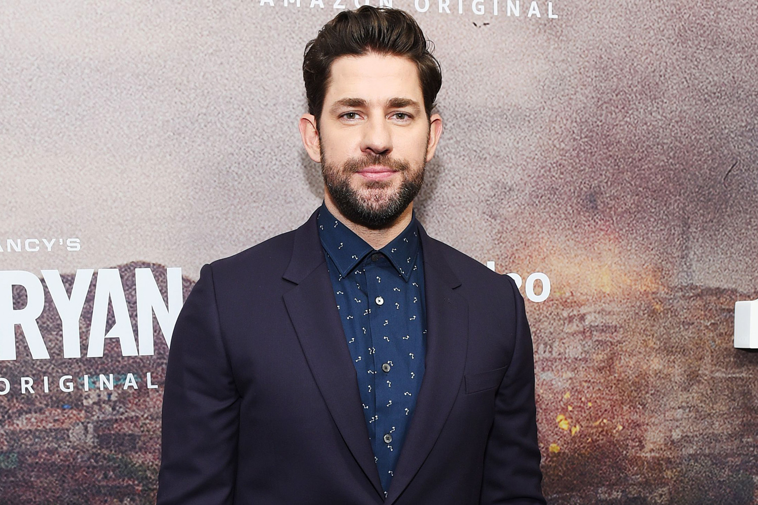 John Krasinski Wants to Be Mr. Fantastic After Losing Captain America Role to Pal Chris Evans