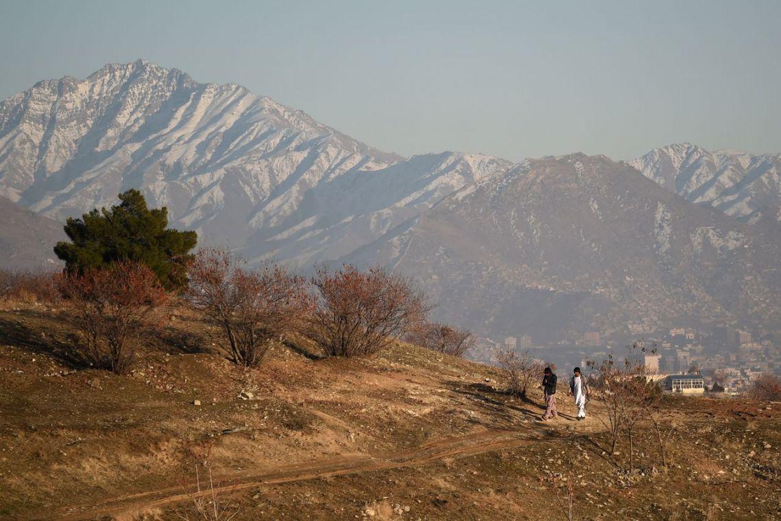 Dancing Afghans mark start of week-long partial truce