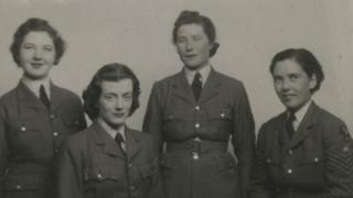Churchill daughter's WW2 colleagues sought by Cambridge archive