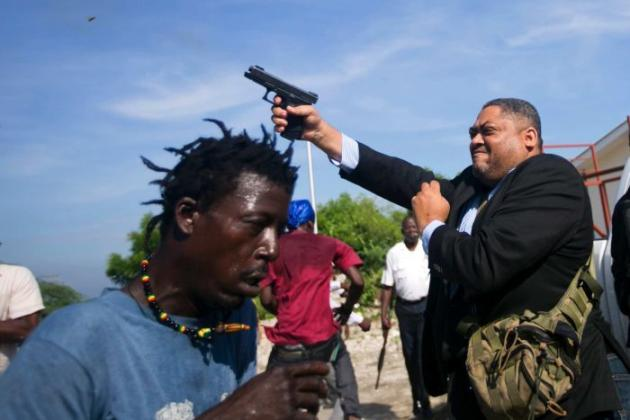 Haitian leaders called on to reverse country's downfall