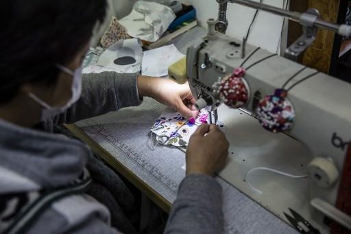 DIY virus protection: Hong Kongers making own masks amid shortages