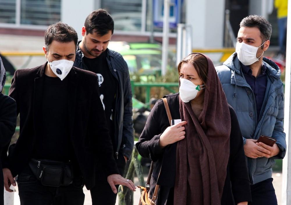 Iran reports one death among 10 new coronavirus cases
