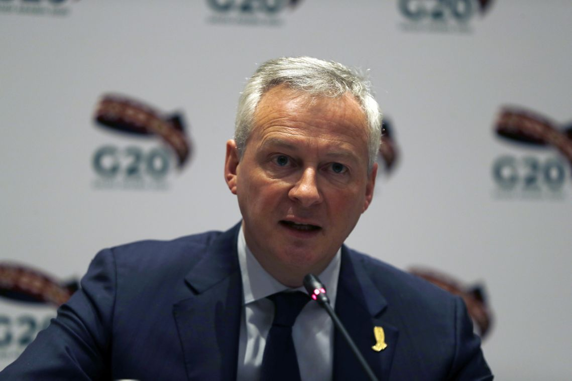 Let's come together to tax tech giants, say G20 officials eyeing US$100 billion boost