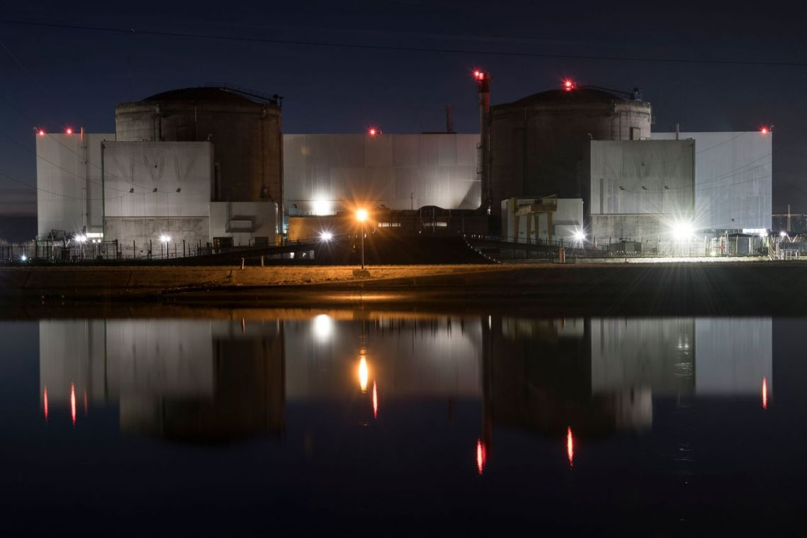 France closing its oldest nuclear reactor spurs debate on energy