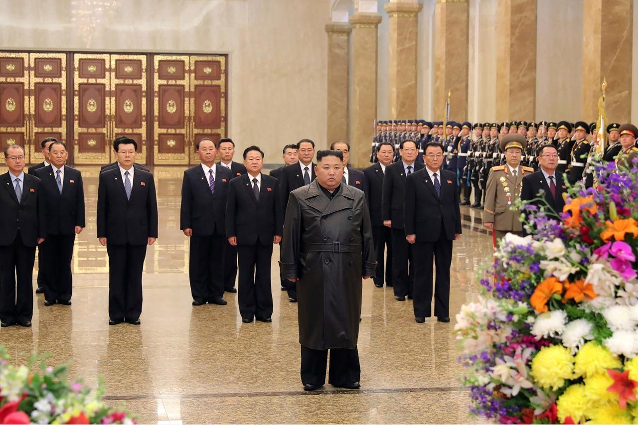 朝鲜取消4月平壤马拉松 严防疫情流入(图)