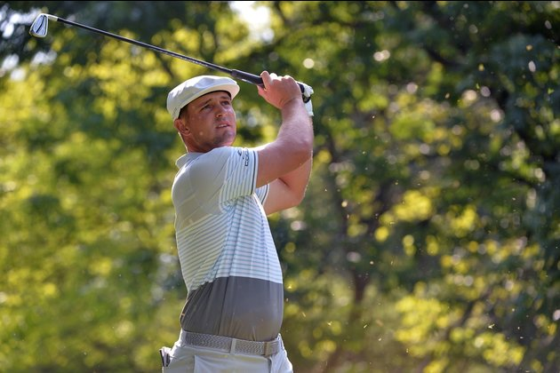 DeChambeau charges to WGC-Mexico lead