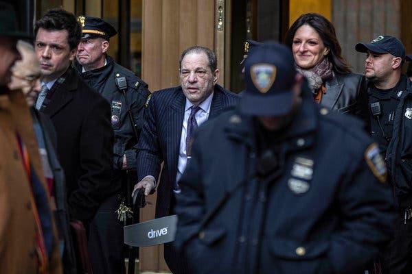 Harvey Weinstein Trial: What Happened This Week