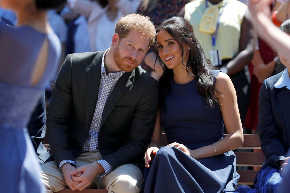Prince Harry and wife Meghan will stop using 'Sussex Royal' brand