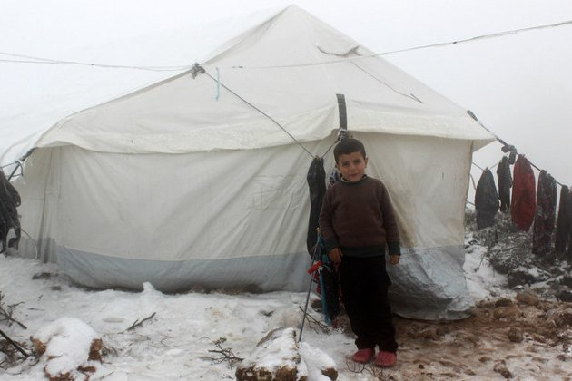 UN chief appeals for end to Syria's man-made humanitarian nightmare