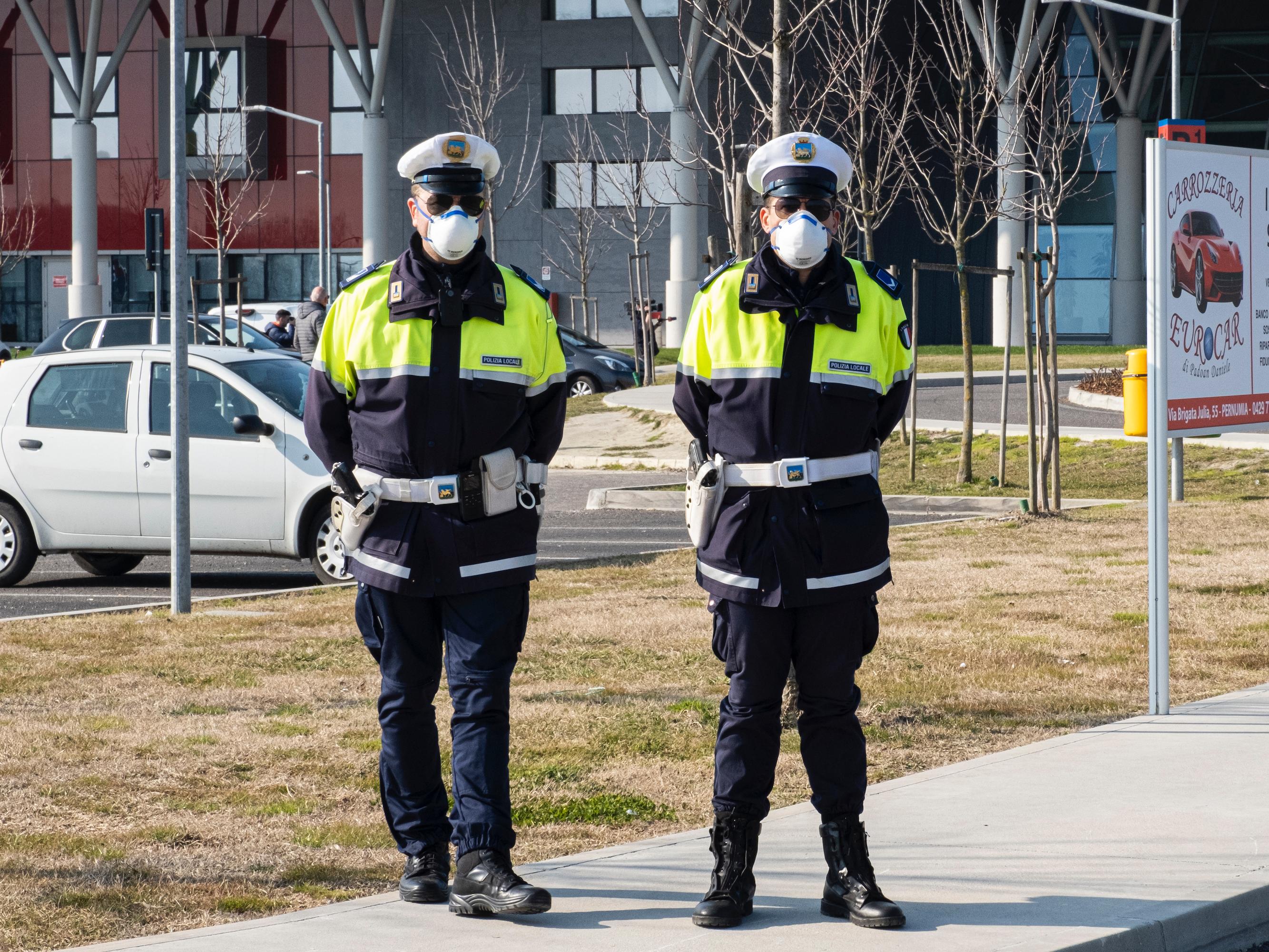Italy has quarantined a dozen cities over coronavirus