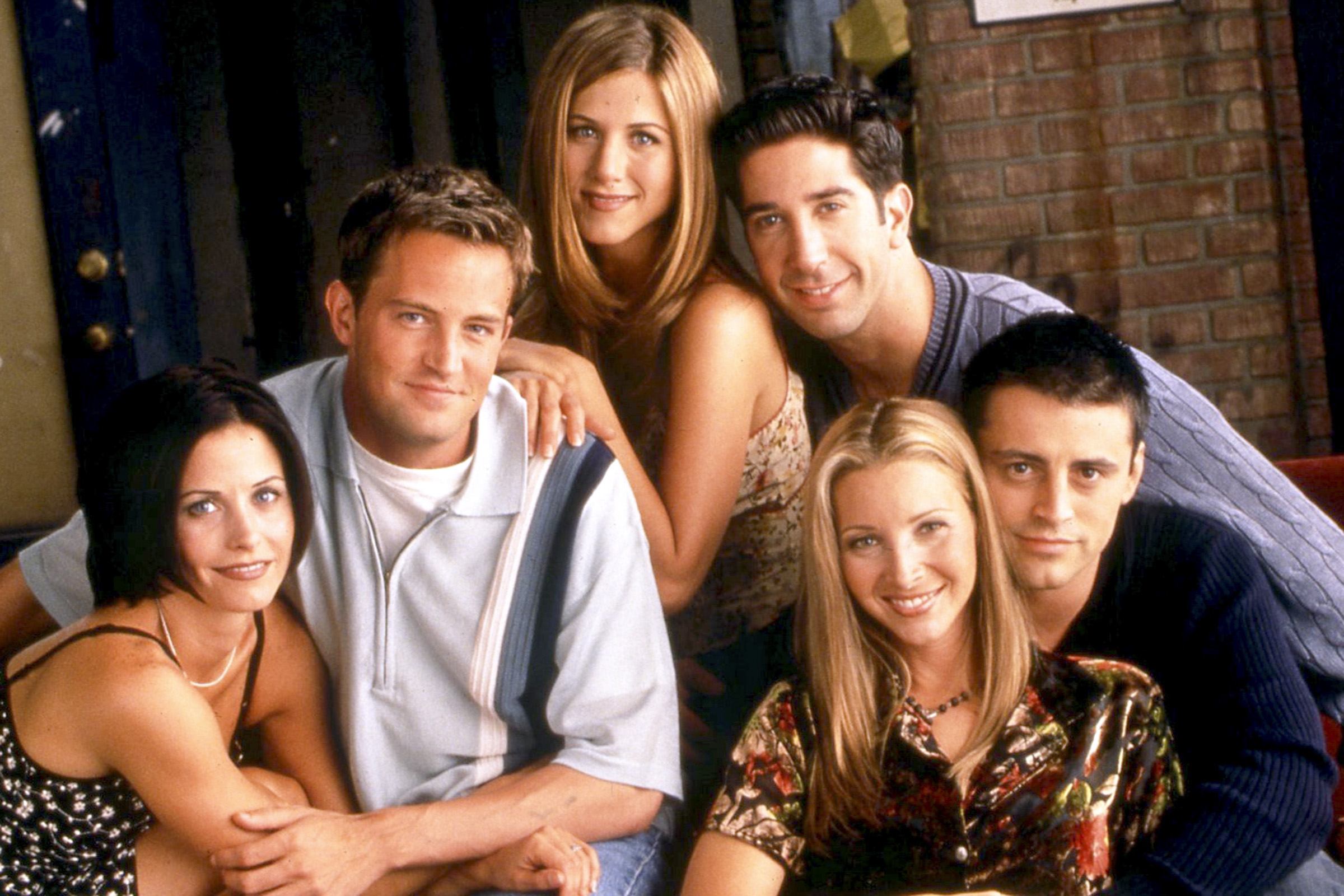 Friends Reunion Is Happening — and Celebs Are Freaking Out About It!