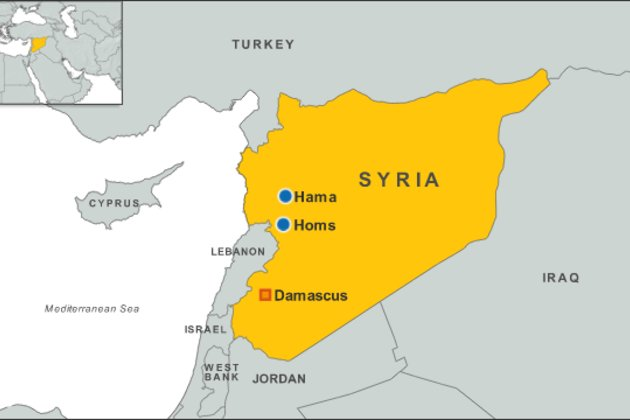 Syrian Capital Rocked by Explosions as Israel Hits Targets