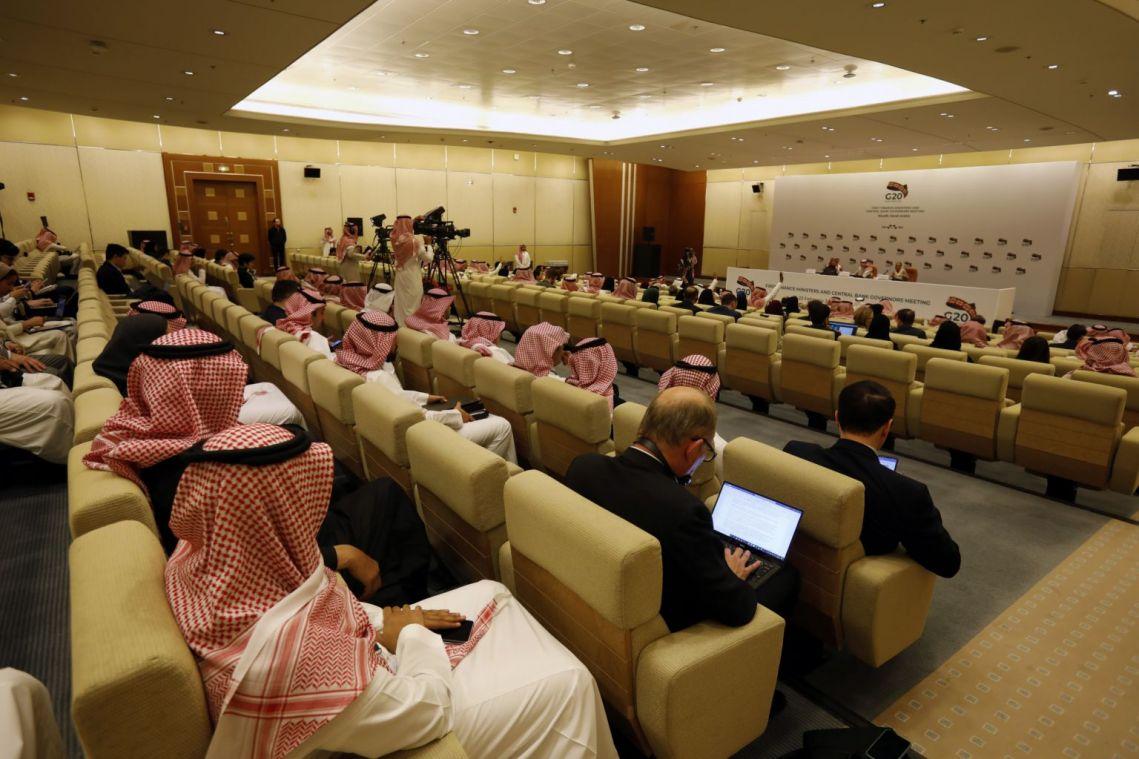 World-changing virus, climate threats dominate G-20 gathering