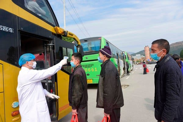 Coronavirus Lockdowns Torment an Army of Poor Migrant Workers in China