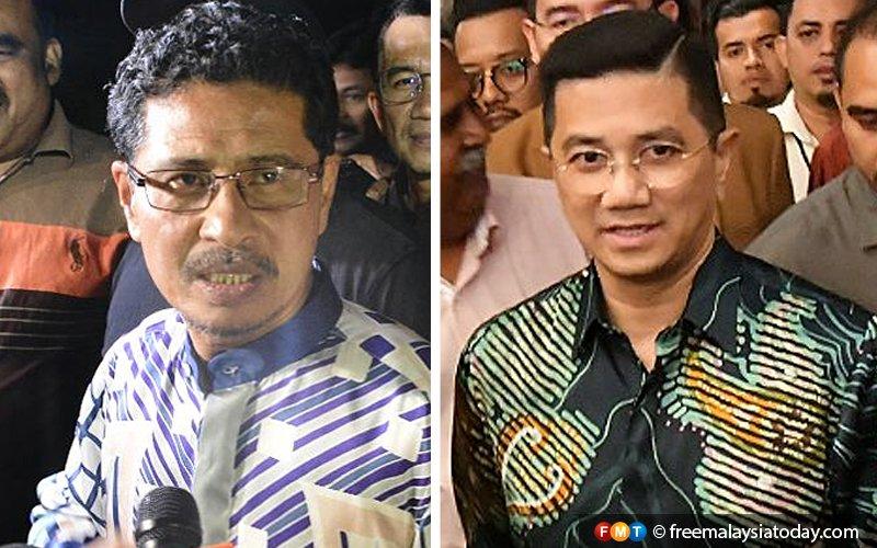 Azmin the betrayer, says PKR man