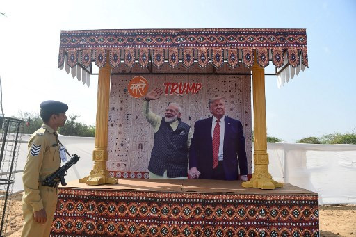 Trump's India trip to produce huge crowds, little trade progress