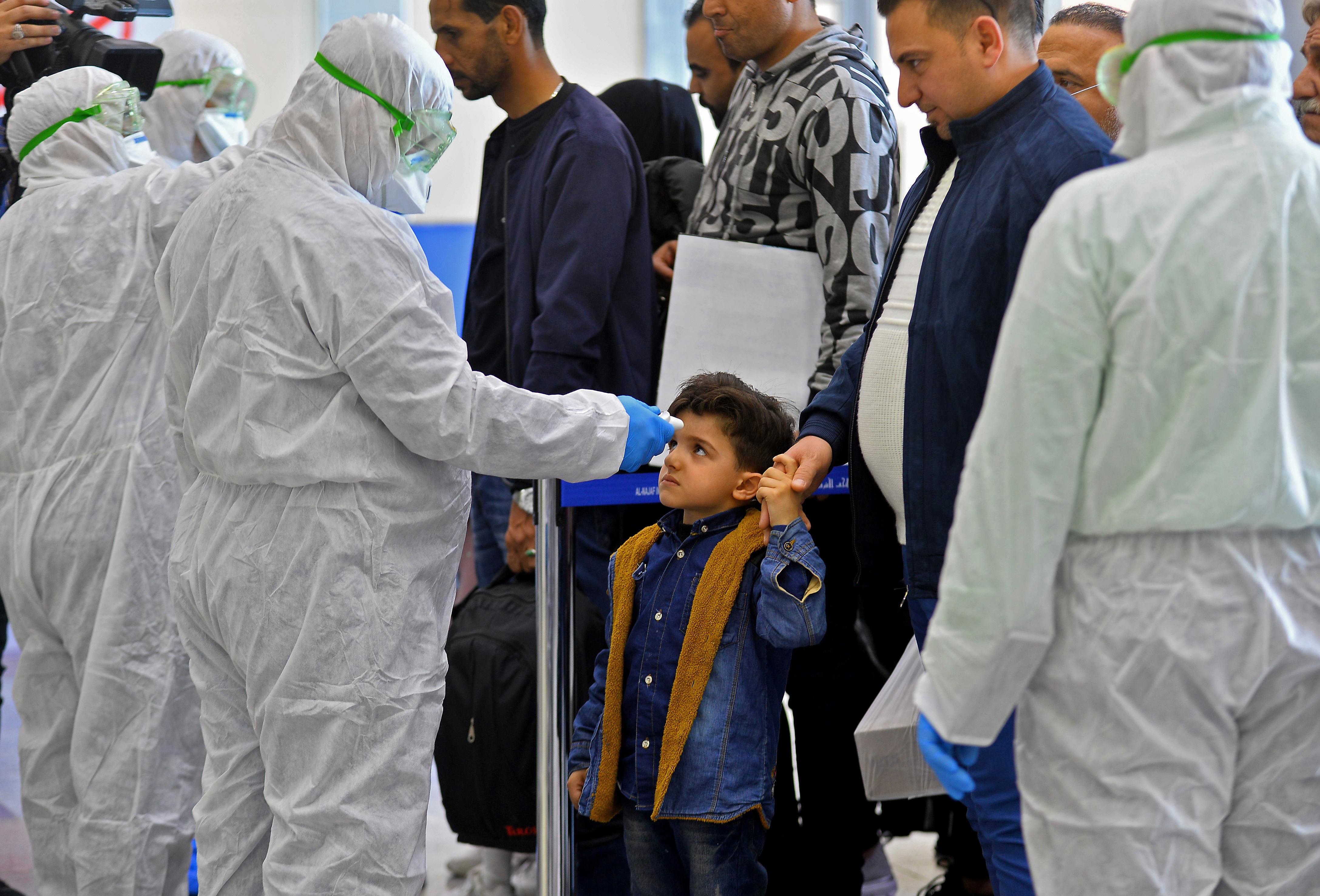【冠状病毒19】伊拉克禁止七国游客入境 其中含新加坡