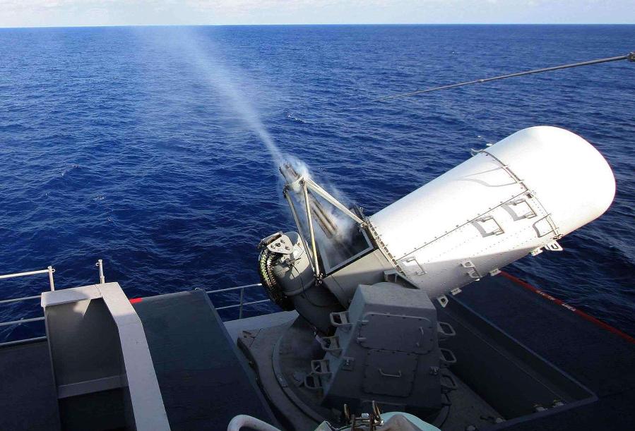 原创 美国海军首次部署了,新型光学眩目武器