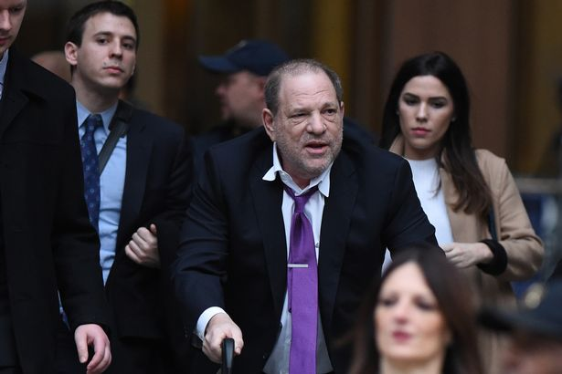 Rose McGowan feared serial rapist Harvey Weinstein would hire hitman to kill her
