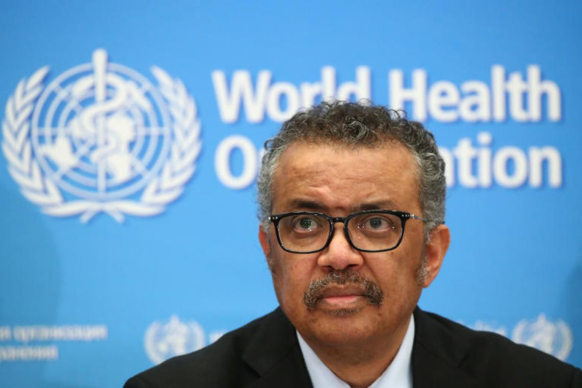 Coronavirus can still be beaten, too early to declare pandemic: WHO chief Tedros