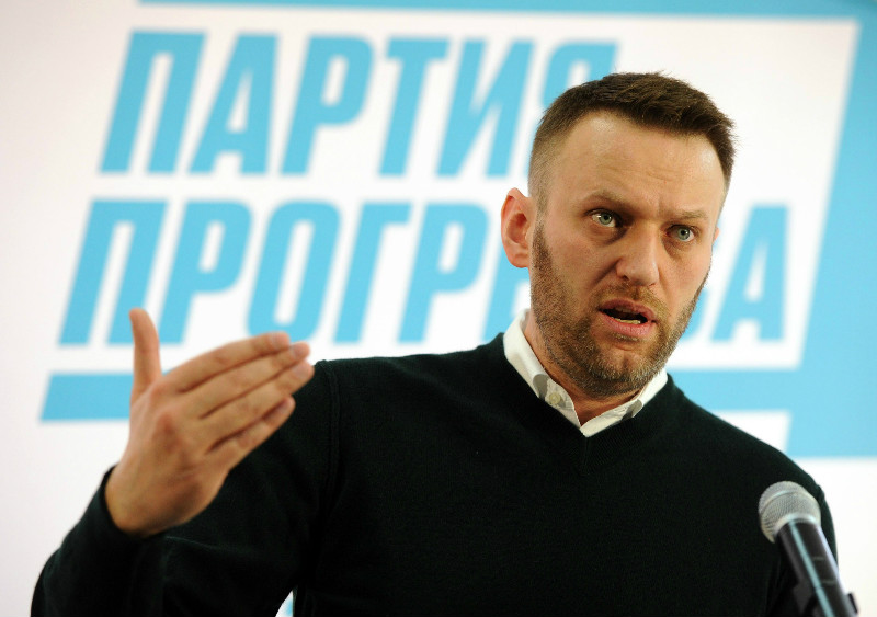 Putin critic urges big turnout at opposition rally