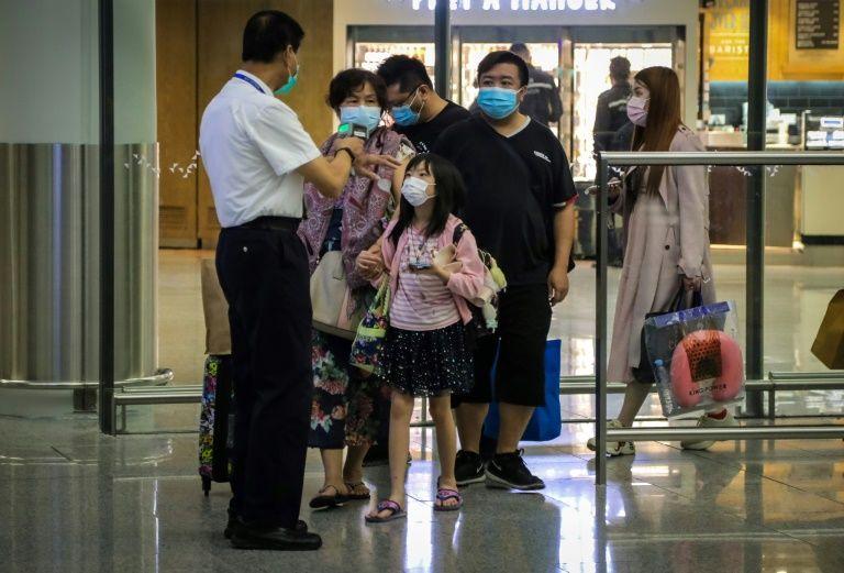 Hong Kong to bar non-resident arrivals from S.Korea over virus