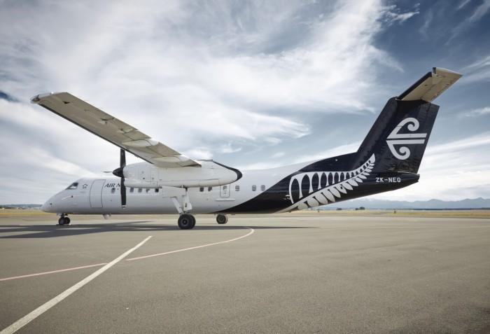 新西兰航空的一架飞机将配备接收器 作为NASA的空中气候监测器