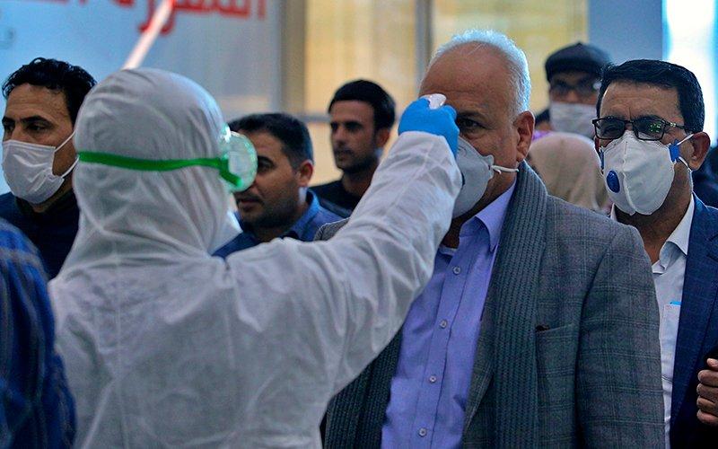 Iran's virus death toll reaches 26, Tehran's Friday prayers cancelled