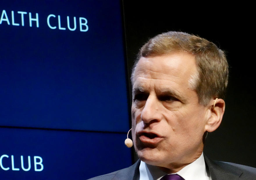 Fed's Kaplan says unclear right now if coronavirus calls for U.S. rate change: WSJ