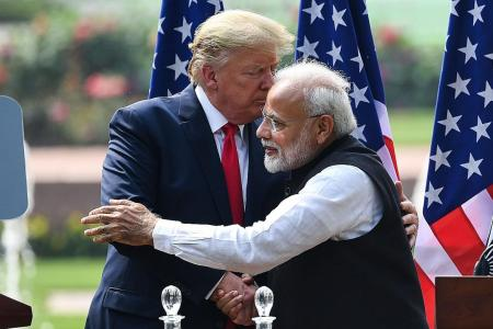 India to buy $4b worth of military equipment from US