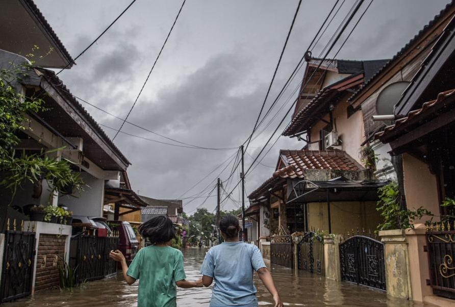 Jakarta hit by floods again