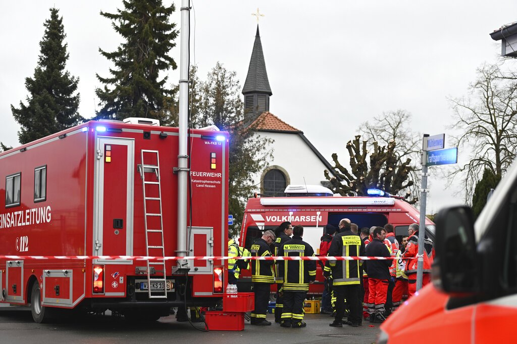 Germany probe motive behind car attack that injured 60