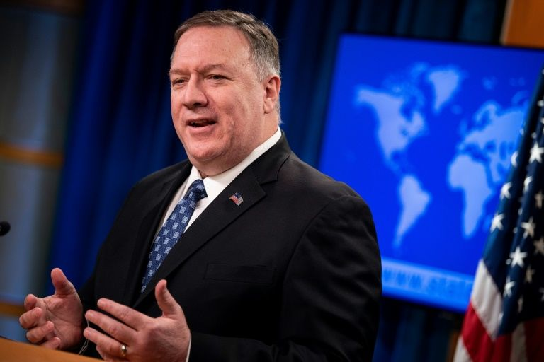 Pompeo says Iran must 'tell the truth' on coronavirus