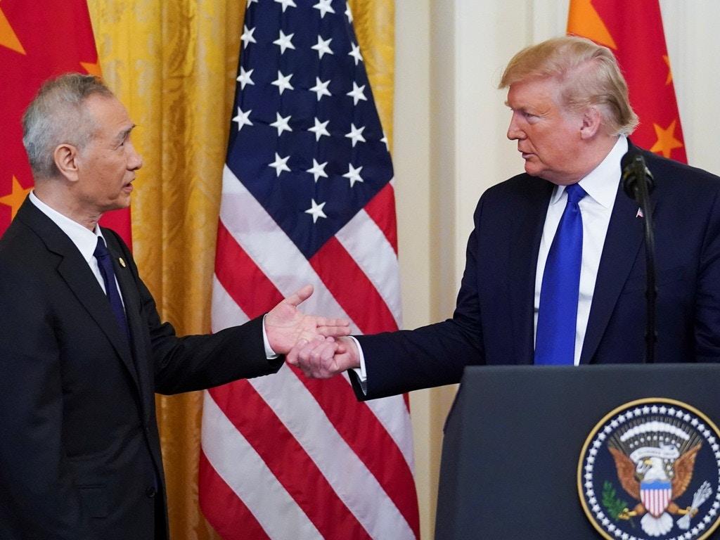 美农业部及贸易代表办公室:中国已开始执行首阶段贸易协议