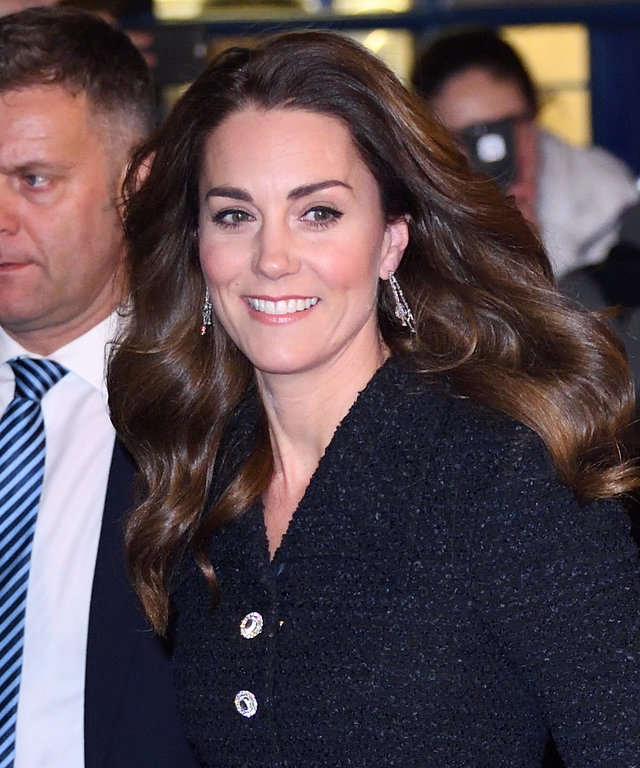 Kate Middleton Channeled Dorothy From Wizard of Oz In Her Latest Look