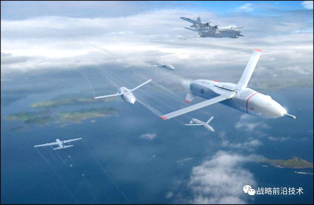 美国DARPA无人机集群技术研究进展