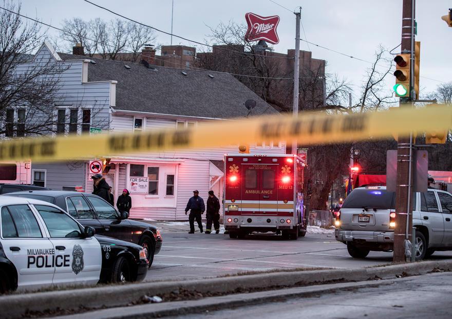 U.S. brewery shooting could spur gun debate in presidential race