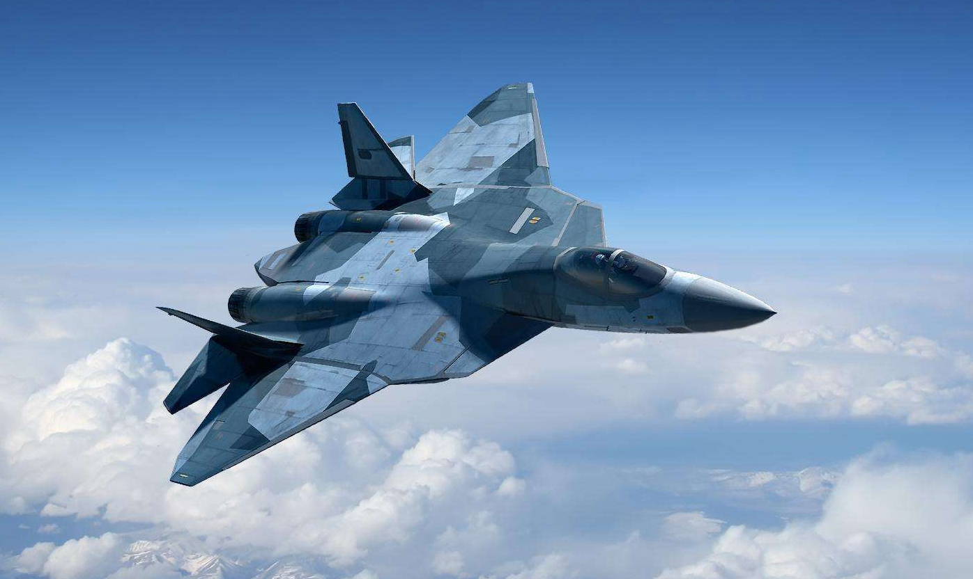 原创 俄最强战机实力大增,苏-57配备上一款高超武器!