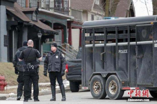 美国密尔沃基市一啤酒厂发生枪击案 枪手杀害5人
