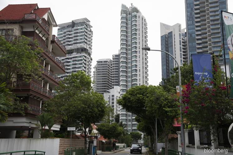 Rents in Singapore hit three-year high as expat demand surges