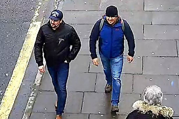 Fourth Novichok assassin suspect unmasked in Salisbury spy poisoning saga