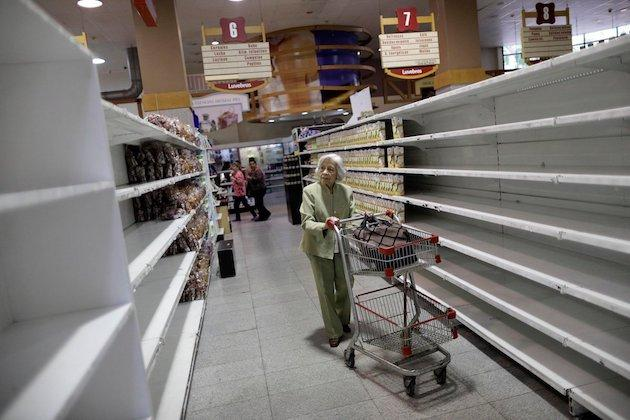 59% of Venezuelan housholds not in position to buy enough food