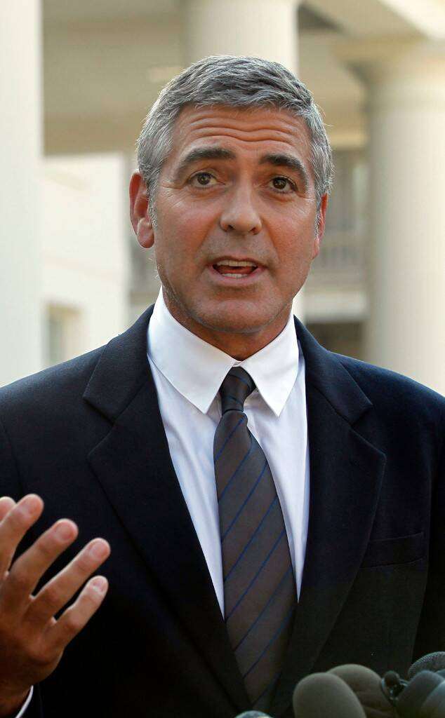 """George Clooney Calls Racism """"Our Pandemic"""" in Response to George Floyd's Death"""