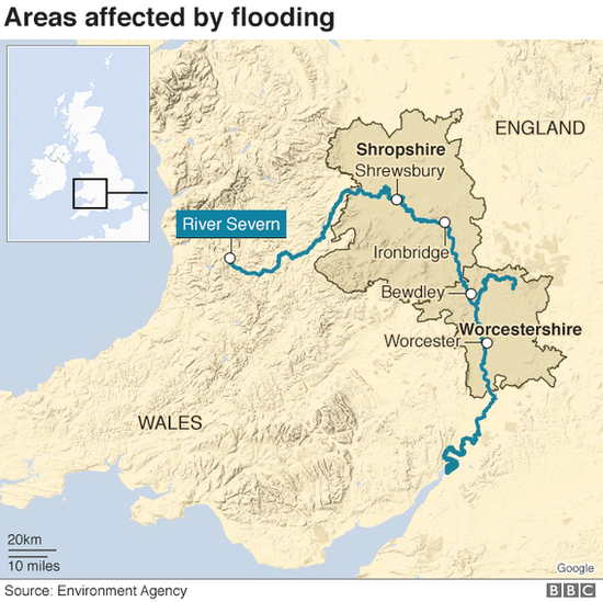 England floods: George Eustice defends government response