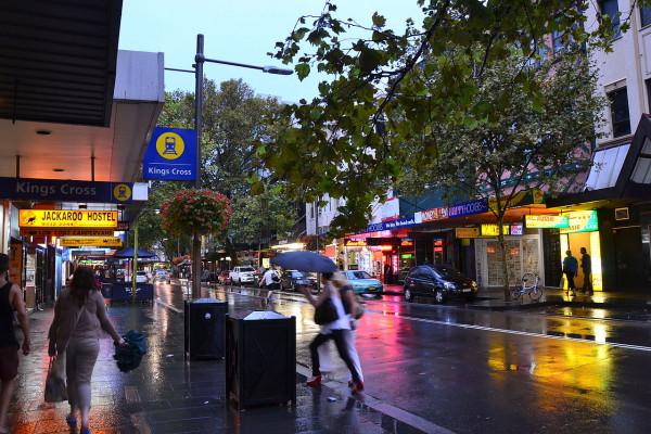 胸罩内藏毒40袋!19岁女子悉尼繁华街头被抓!